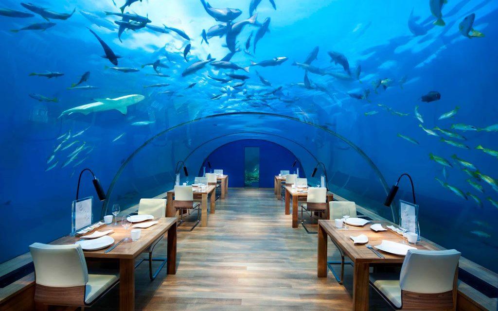 Atlantis Lunch Dubai Scenery